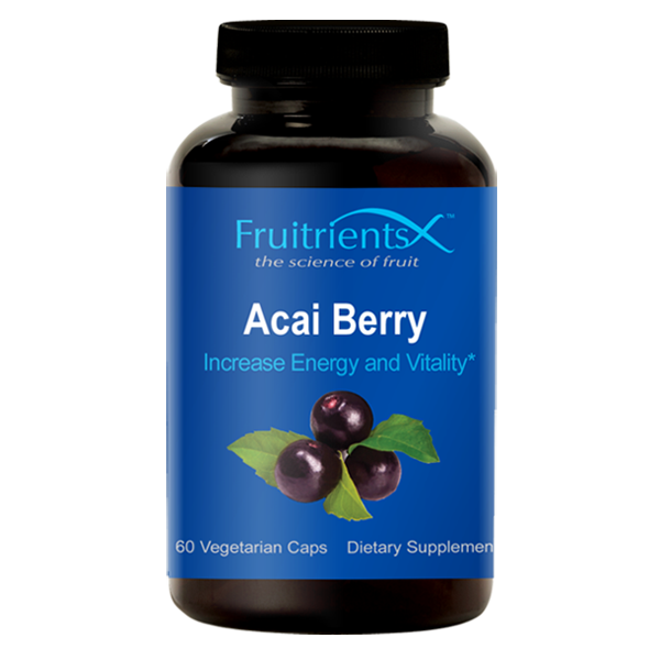 Fruitrients Acai Berry 60cap