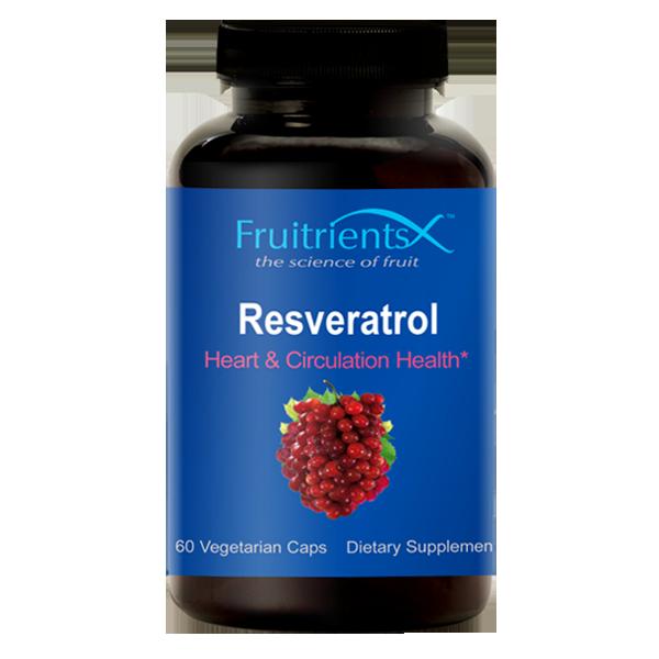 Fruitrients Resveratrol 60cap