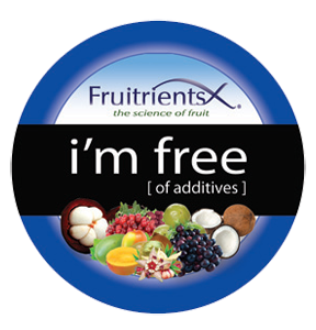 additive free fruitrients