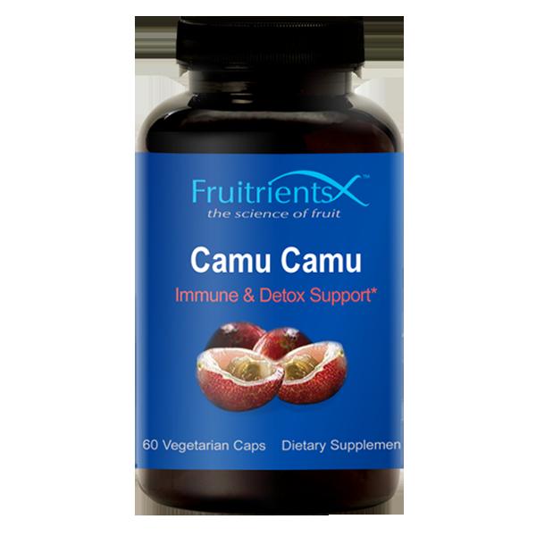Fruitrients Camu Camu 60cap